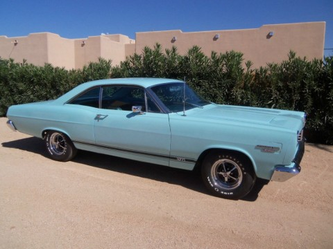 1967 Mercury Comet GT for sale