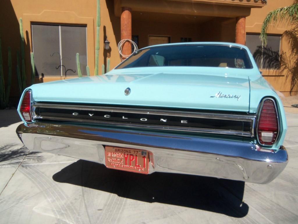 1967 Mercury Comet GT
