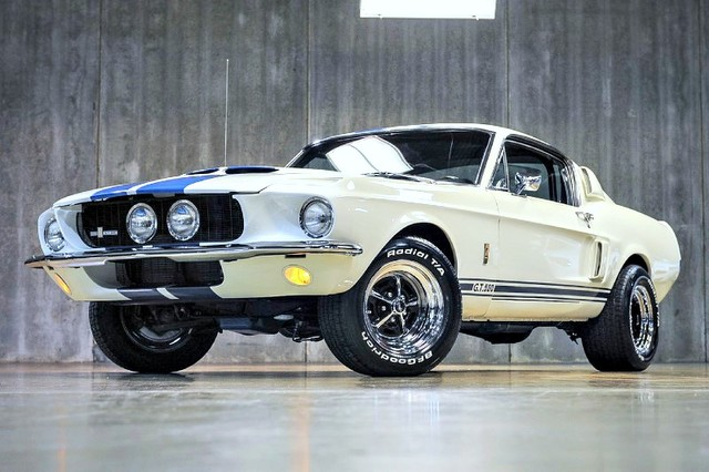 1967 Gto For Sale >> 1967 Shelby GT500 for sale