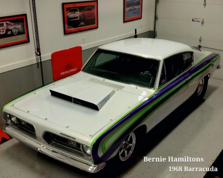 1968 Plymouth Barracuda for sale