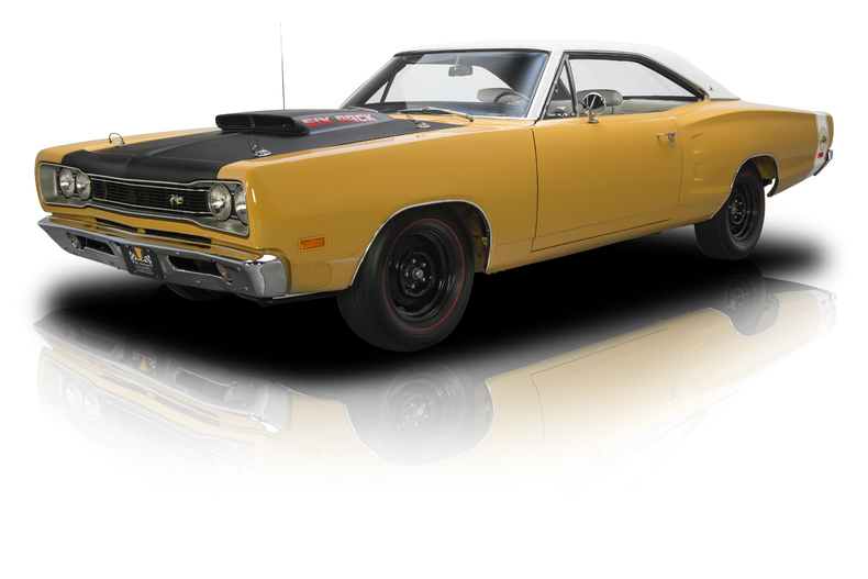 1969 Dodge Coro  Super Bee 2 on 1968 hemi dart engine