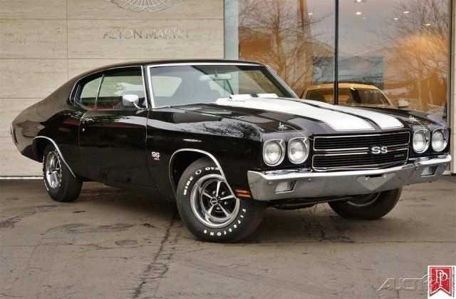 Chevrolet Chevelle Ss Muscle Cars For Sale