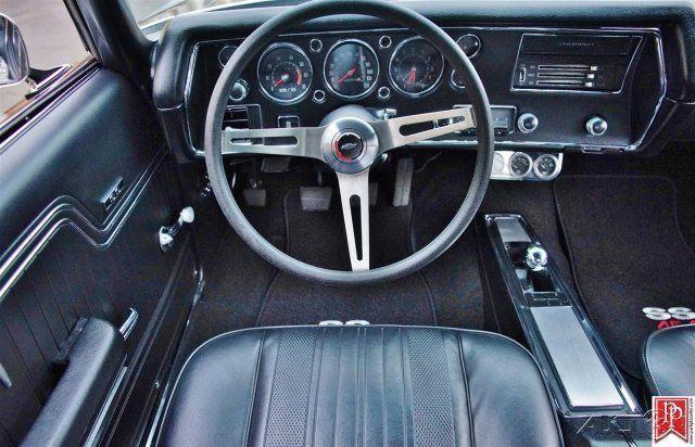 1970 Chevelle 1970 Chevrolet Chevelle SS Manual