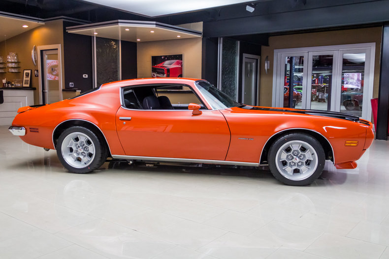 2016 Dodge Barracuda >> 1972 Pontiac Firebird Formula for sale