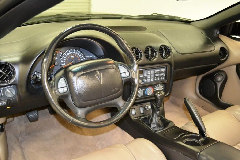 2002 Pontiac Firebird Trans Am WS6 Convertible