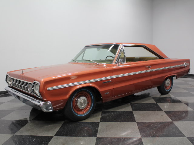 1966 Plymouth Belvedere For Sale