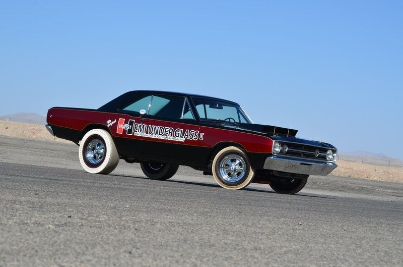 1968 Charger For Sale >> 1968 Dodge Dart for sale