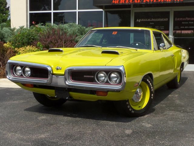 Dodge Challenger Antigo V8 >> 1970 Dodge Coronet Super Bee for sale