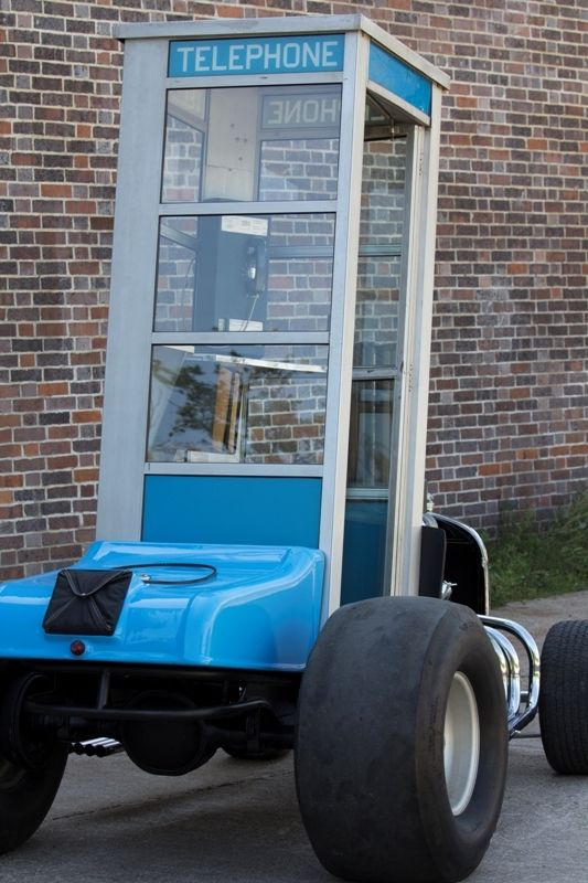 1972 Ford Model T