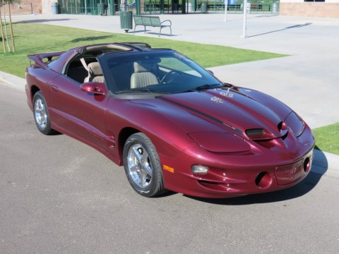 2000 Pontiac Trans Am for sale