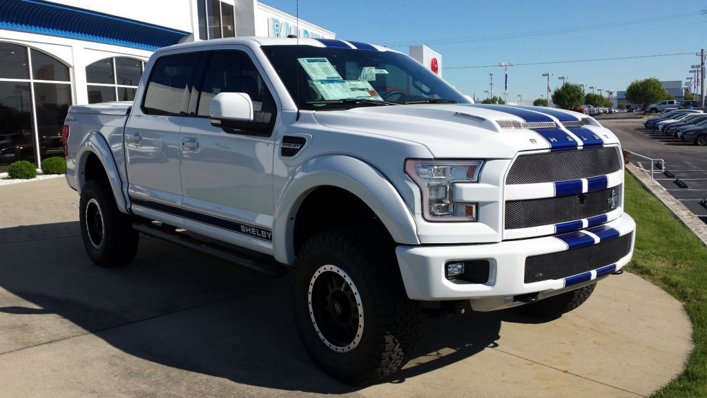 Shelby F150 For Sale >> 2016 Ford F-150 SVT for sale