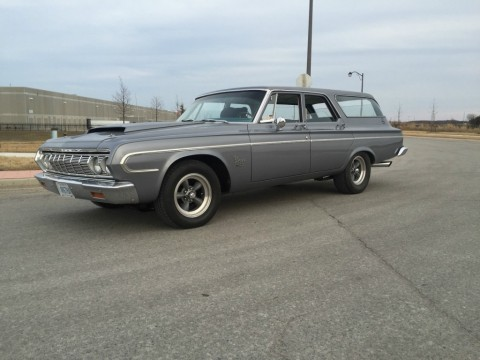 1964 Plymouth Belvedere STW for sale