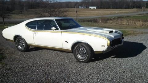 1969 Oldsmobile 442 Hurst for sale