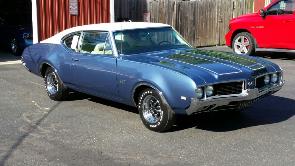 1968 Charger For Sale >> 1969 Oldsmobile 442 for sale