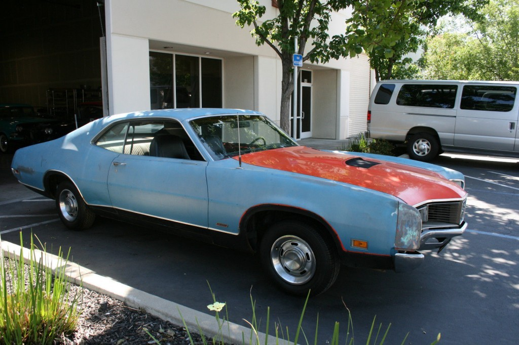 1970 Mercury Cyclone Gt For Sale