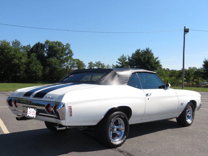 1972 Chevrolet Chevelle SS Convertible for sale