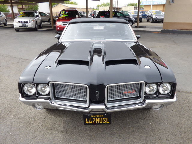 1972 Oldsmobile Cutlass 442 Convertible for sale