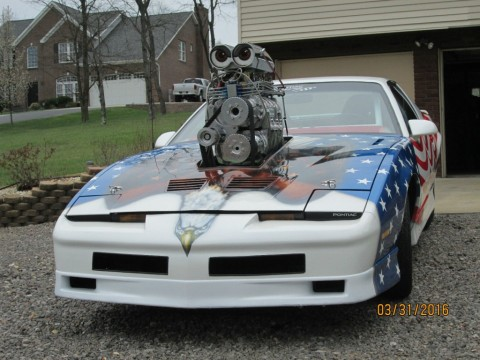 1985 Pontiac Firebird Trans Am for sale