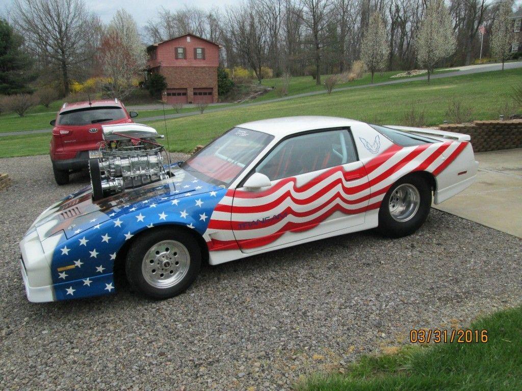 1985 Pontiac Firebird Trans Am For Sale