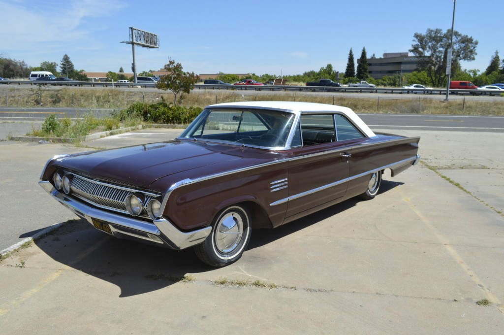 1964 Mercury Marauder Xl 500 For Sale