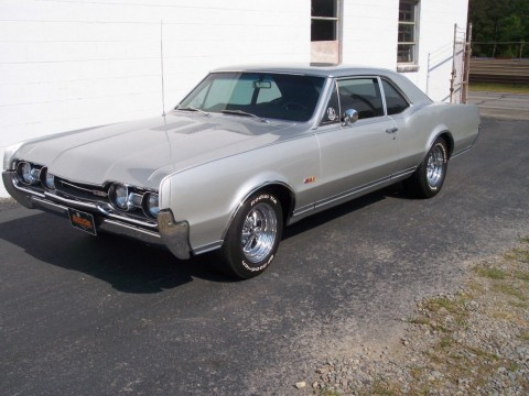 1967 Oldsmobile 442 Hurst for sale