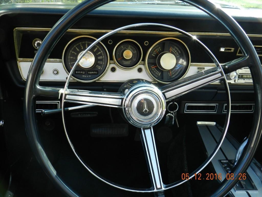 1967 Plymouth Barracuda Convertible