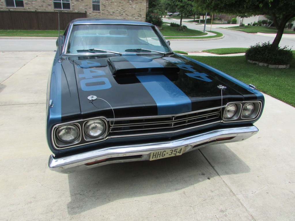 Plymouth Road Runner Muscle Cars For Sale X