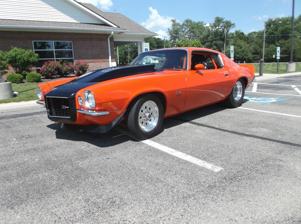 1970 Chevrolet Camaro For Sale