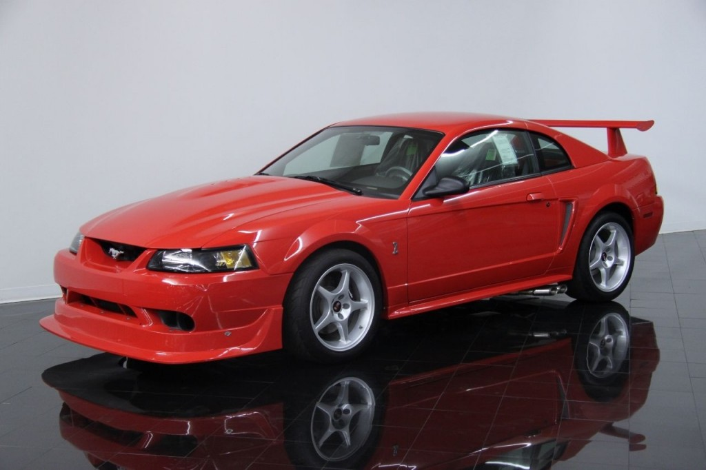 2000 Ford Mustang Svt Cobra For Sale