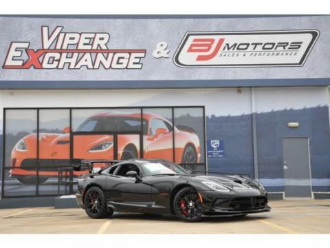 2015 Dodge Viper ACR for sale