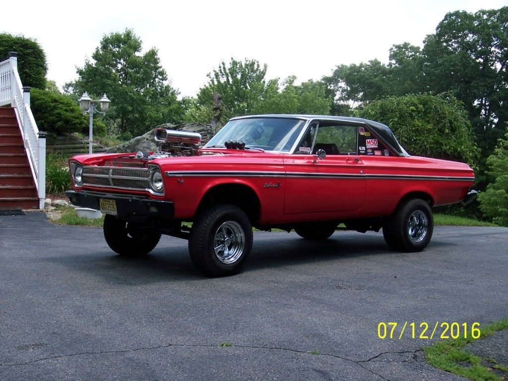 2016 Dodge Barracuda >> 1965 Plymouth Belvedere for sale