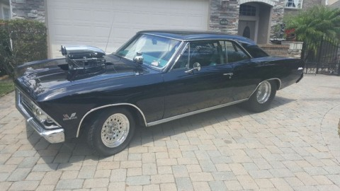 1966 Chevrolet Chevelle Malibu for sale