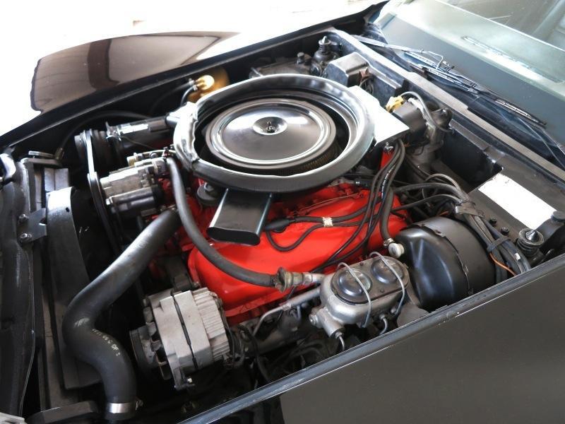 1973 Chevrolet Corvette Convertible