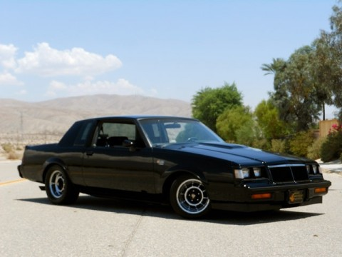 1986 Buick Grand National for sale