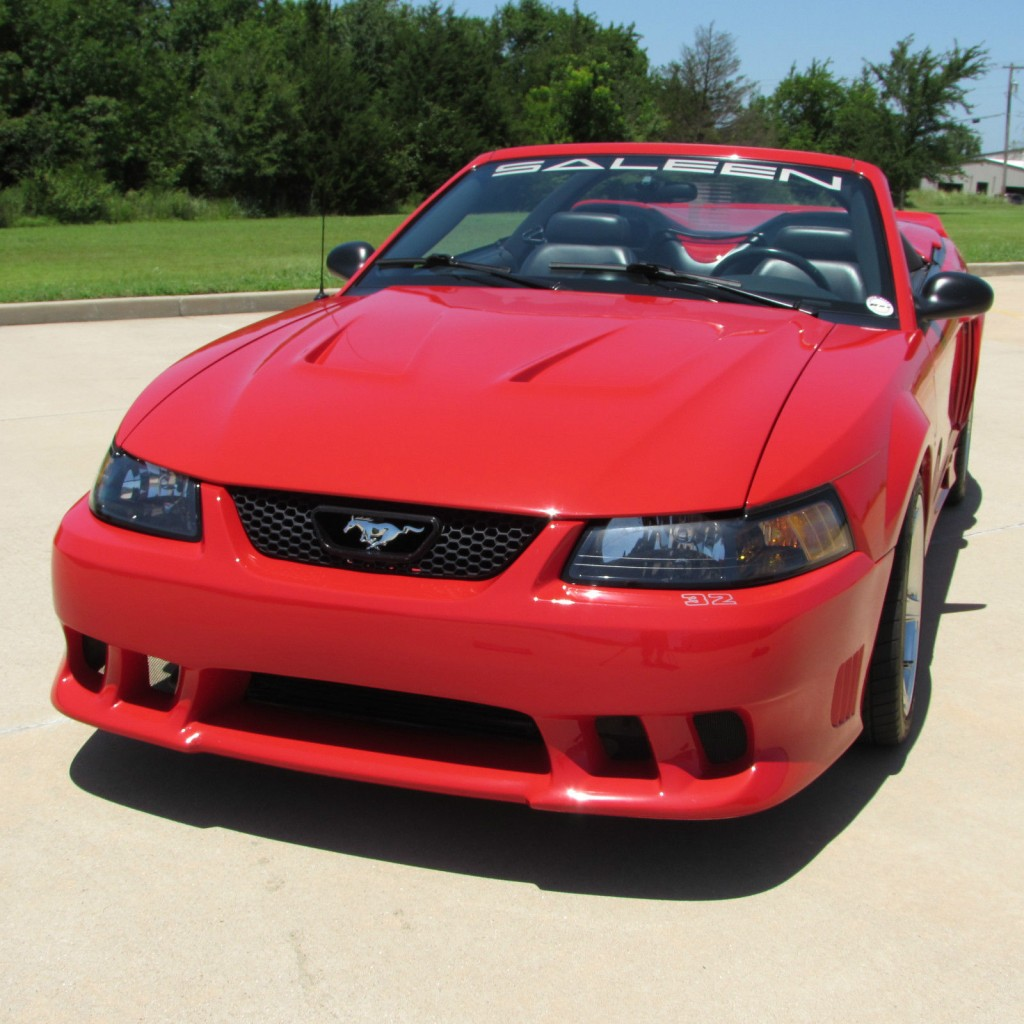 Ford Mustang Supercharged South Africa: 2002 Ford Mustang Saleen For Sale