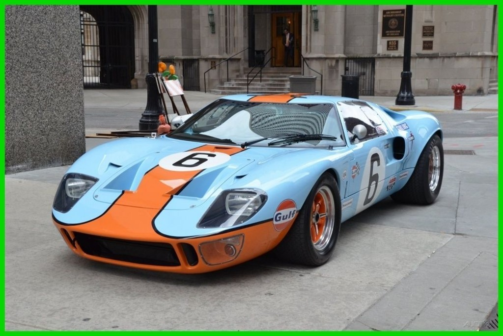 2011 ford gt40 for sale. Black Bedroom Furniture Sets. Home Design Ideas