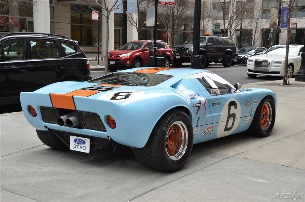 2011 Ford Gt40 For Sale