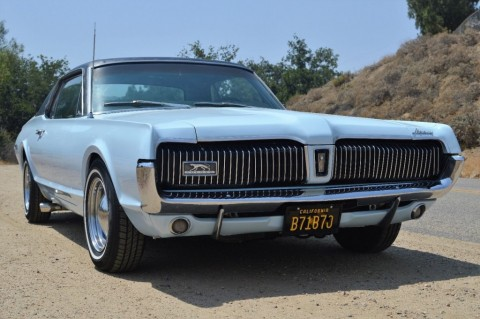 1967 Mercury Cougar XR-7 for sale