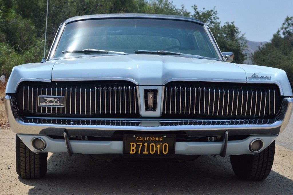 1967 Mercury Cougar XR-7
