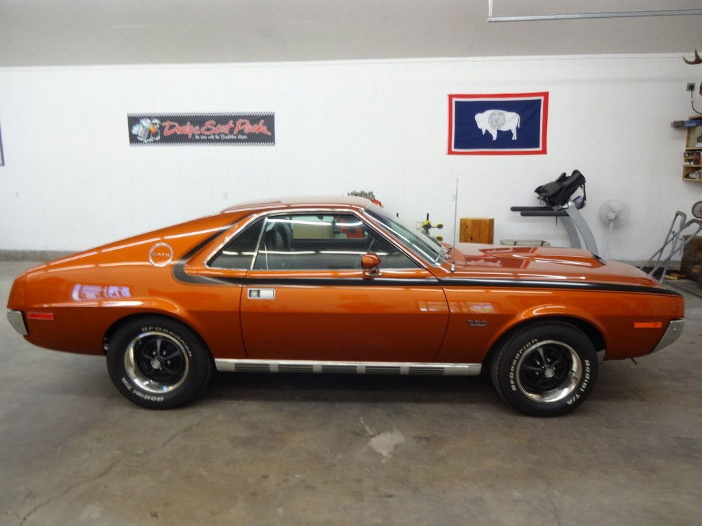 2016 Chevelle Ss >> 1970 AMC AMX for sale
