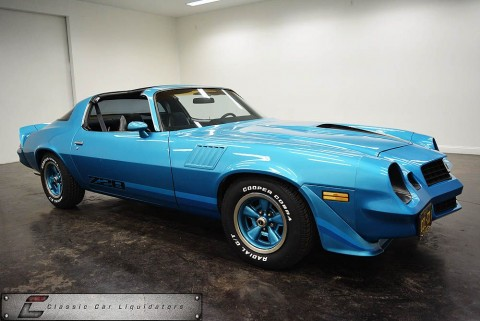 1979 Chevrolet Camaro Z/28 for sale