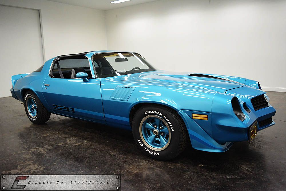 Mustang Z28 >> 1979 Chevrolet Camaro Z/28 for sale