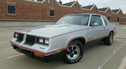 1984 Oldsmobile Cutlass Hurst for sale