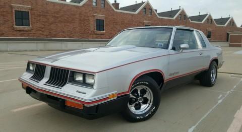 1984 Oldsmobile Cutlass Hurst for sale