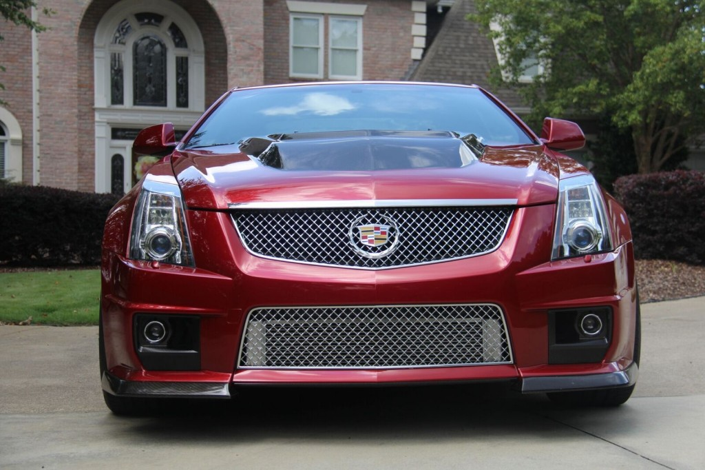 2011 Cadillac Cts V For Sale