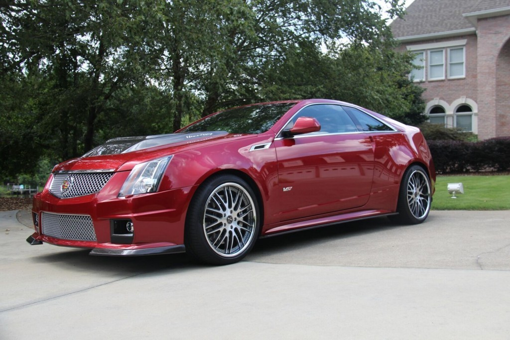Cadillac Cts V Wagon For Sale >> 2011 Cadillac CTS-V for sale
