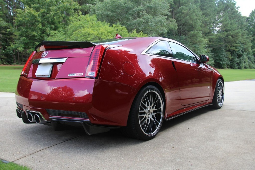 Cadillac Cts-V Wagon For Sale >> 2011 Cadillac CTS-V for sale