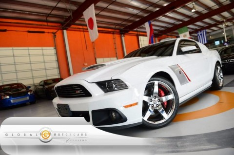 2014 Ford Mustang Roush for sale