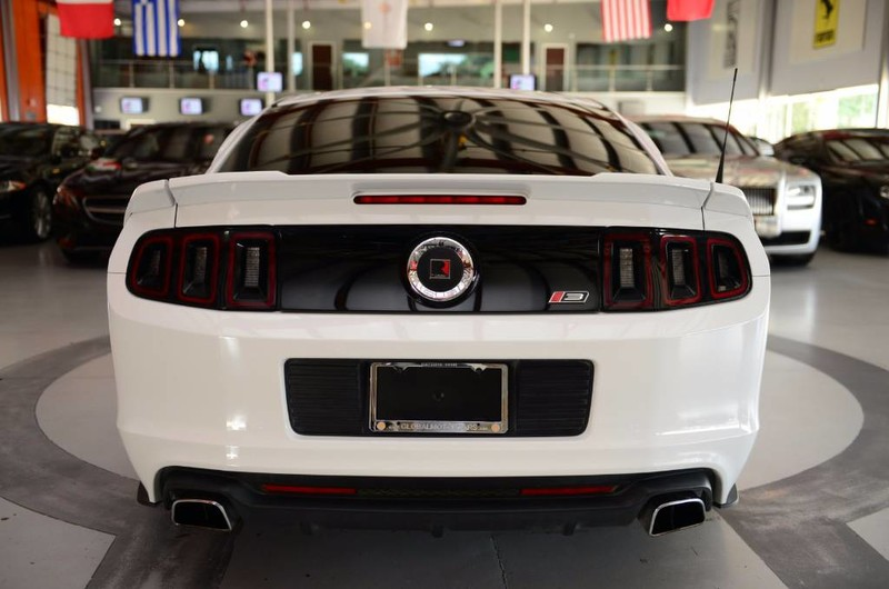2014 Ford Mustang Roush