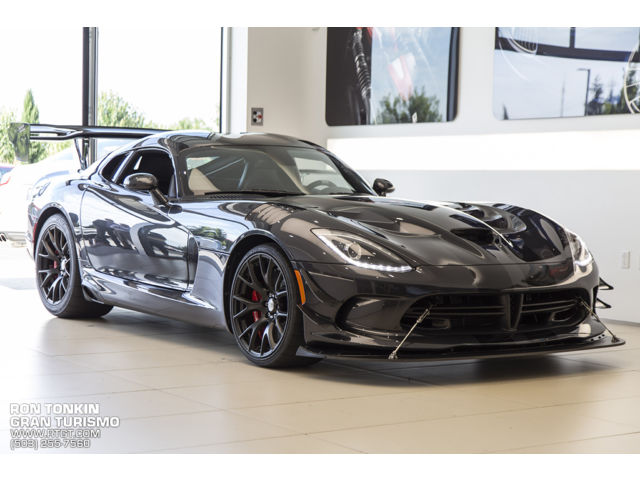 2015 Dodge Viper Acr For Sale